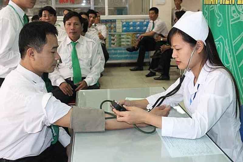 Khám sức khỏe tại bệnh viện sẽ lâu hơn