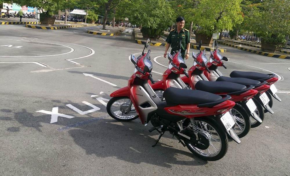 Bằng lái xe máy là gì?