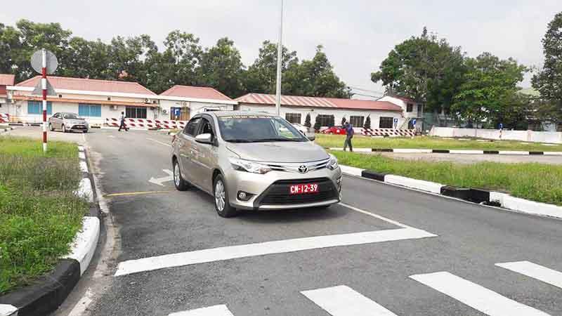 Các kinh nghiệm về lái xe ô tô B2