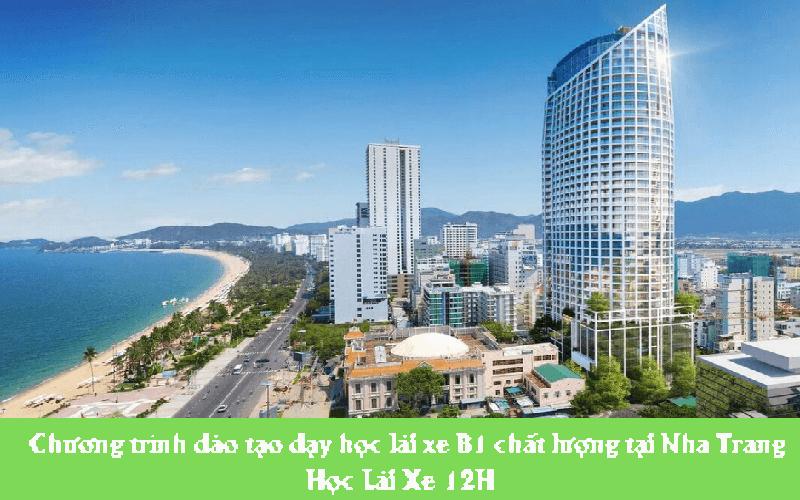 Chương trình đào tạo dạy học lái xe B1 chất lượng tại Nha Trang