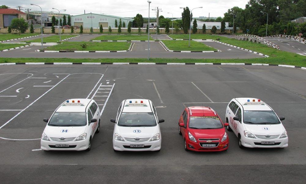 Trường dạy học bằng lái xe hạng C tại Nghệ An