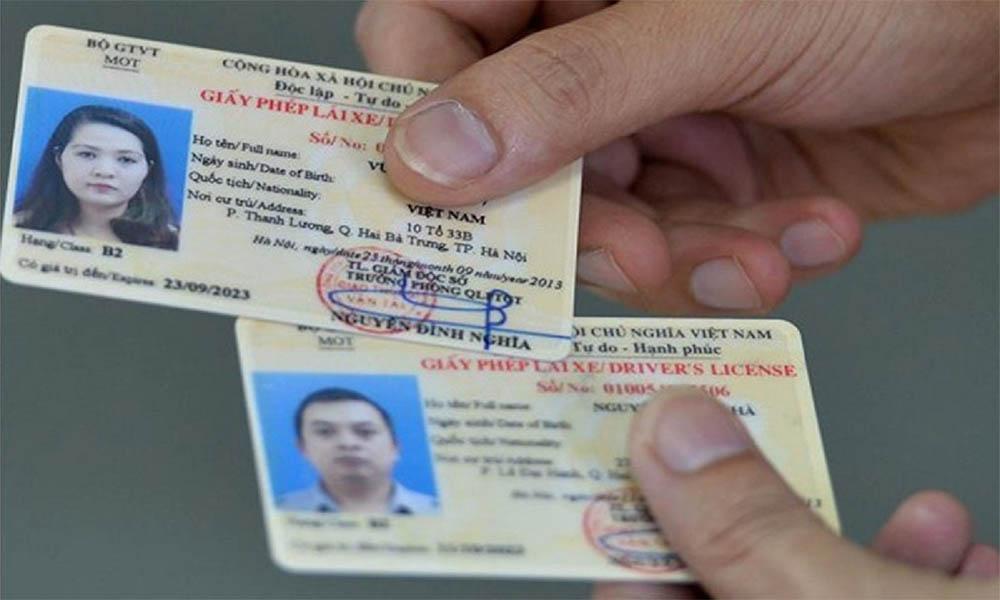 Dịch vụ mua bằng lái xe hạng C không cần thi có thật không?