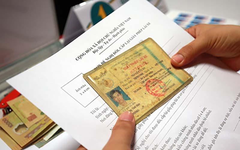 Thủ tục đăng ký thi bằng lái xe B1 ở Hà Nội