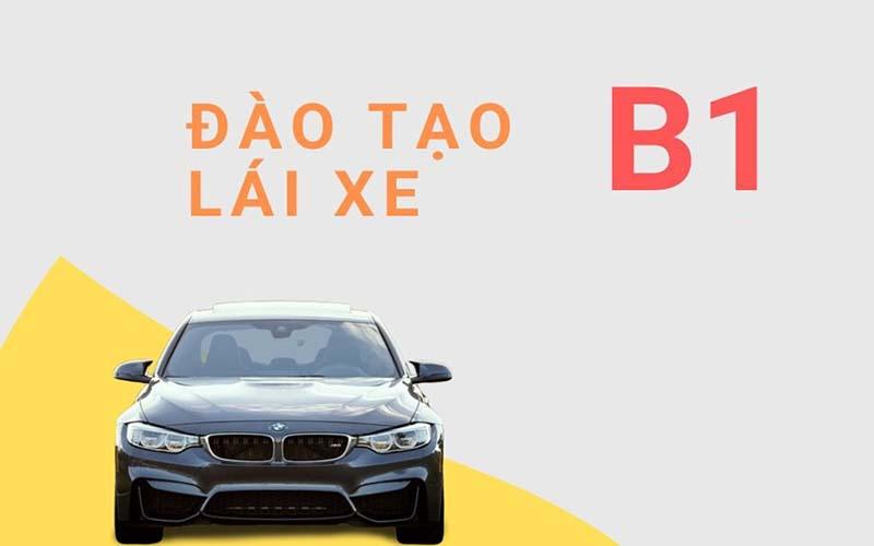 Trung tâm thi bằng lái xe B1 ở Hà Nội