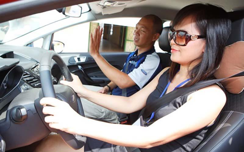 Chương trình thi bằng lái xe B1 tại Thái Bình
