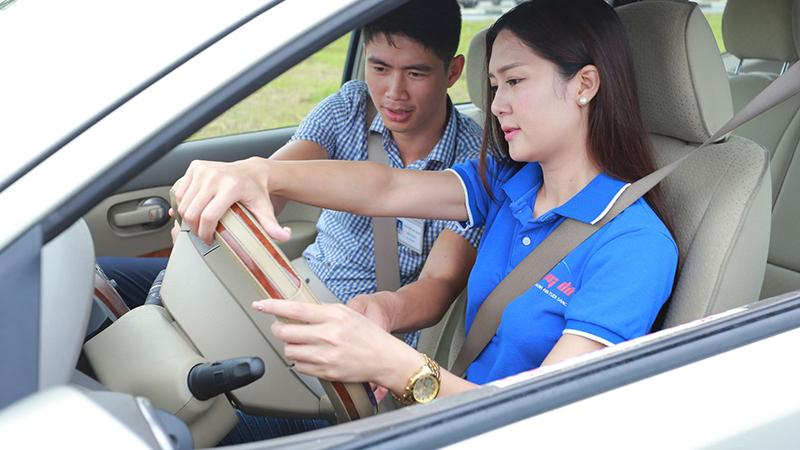 Trung tâm dạy học bằng lái xe B2 ở Thủ Đức