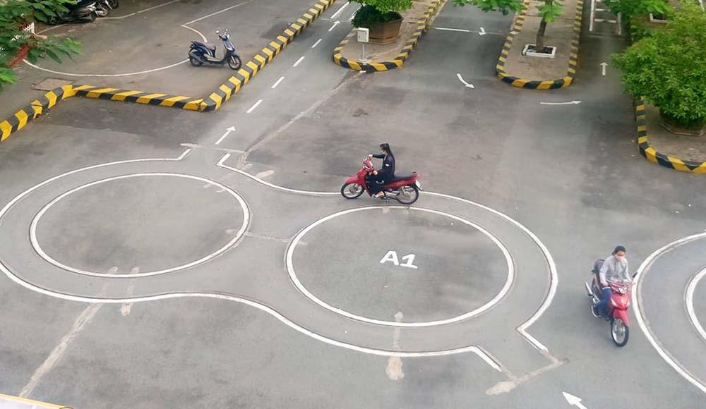 Trung tâm thi bằng lái xe A1
