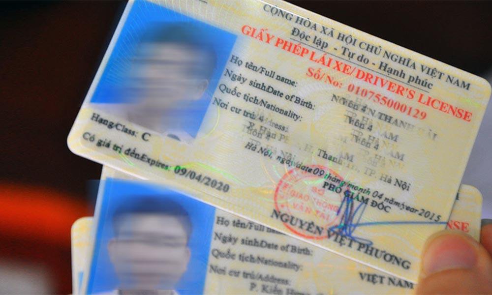 Thủ tục đăng ký học bằng lái xe hạng C tại Học lái xe 12h