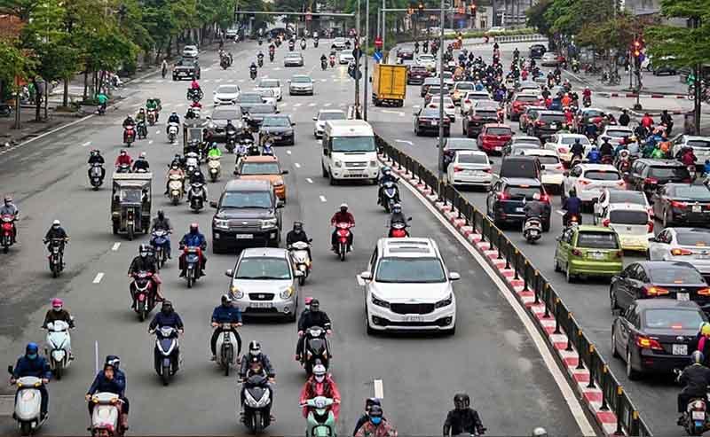 Giúp tra cứu luật giao thông