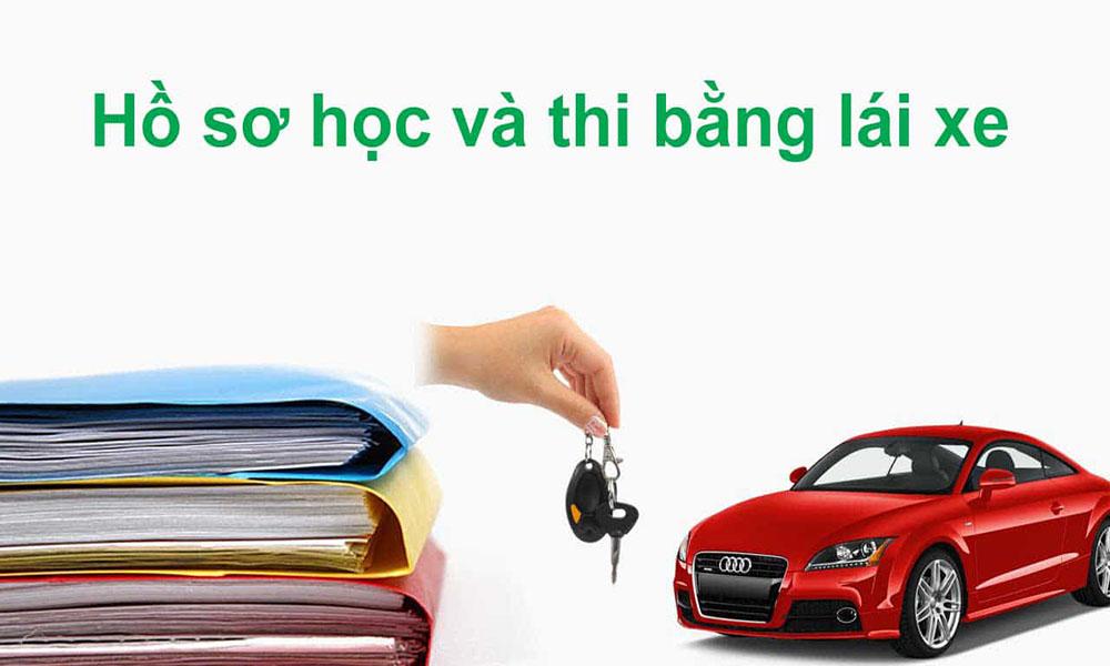 Quy định về hồ sơ dự thi bằng lái xe ô tô B2 tại Quy Nhơn