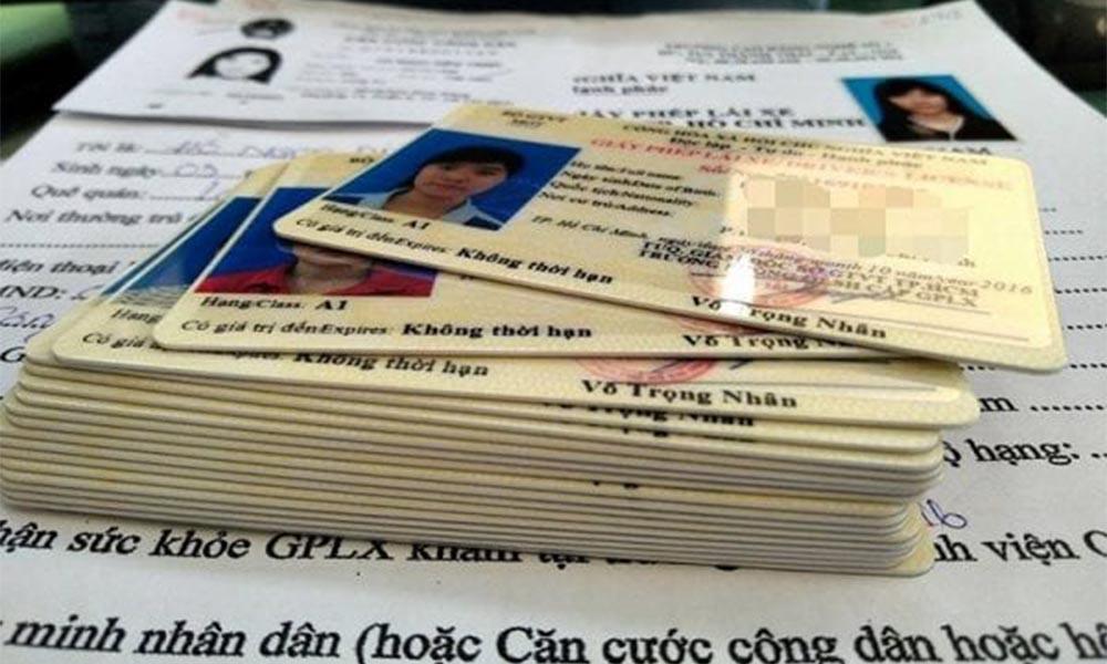 Hồ sơ và thủ tục đăng ký học bằng lái xe B2 tại Vũng Tàu