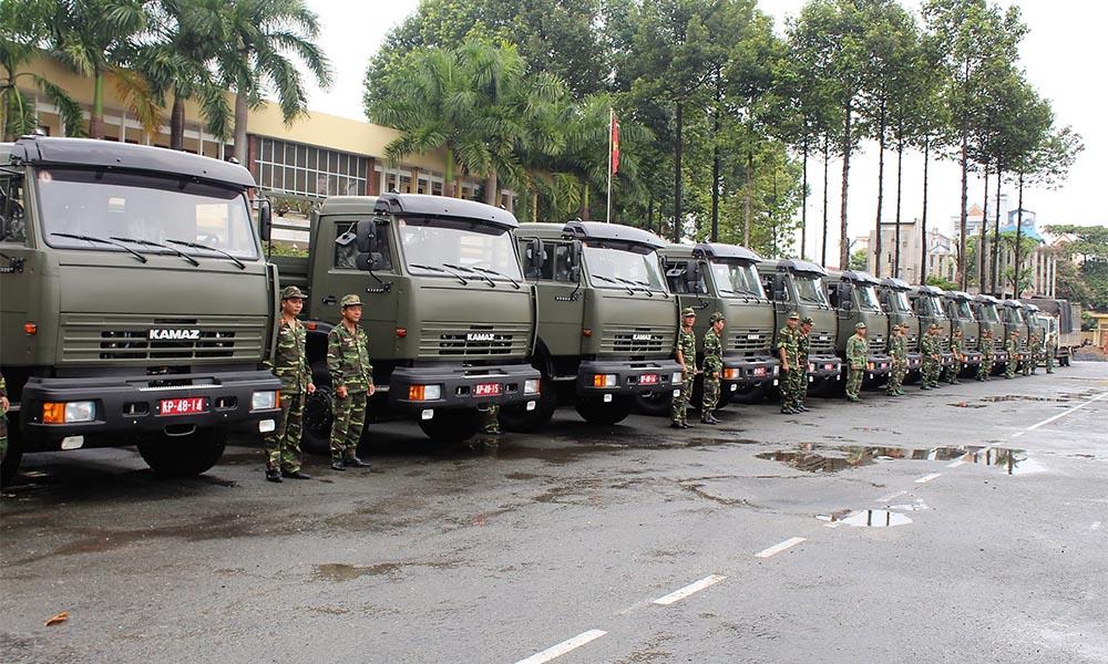 Những quy định về đổi bằng lái xe quân sự sang bằng lái xe dân sự