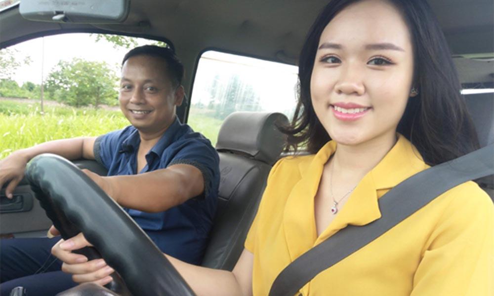 Quá trình học và thi bằng lái xe B2 tại Học lái xe 12h