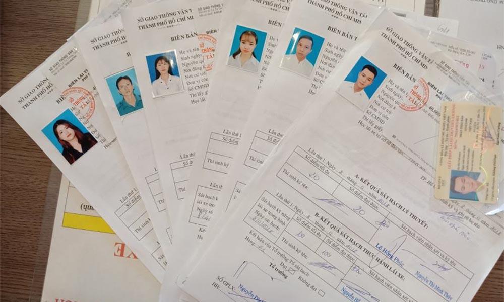 Thủ tục đơn giản khi đăng ký thi bằng lái xe A2 tại Nhà Bè