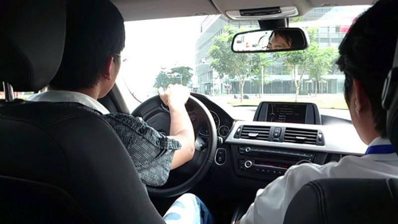 Điều kiện học lái xe B2