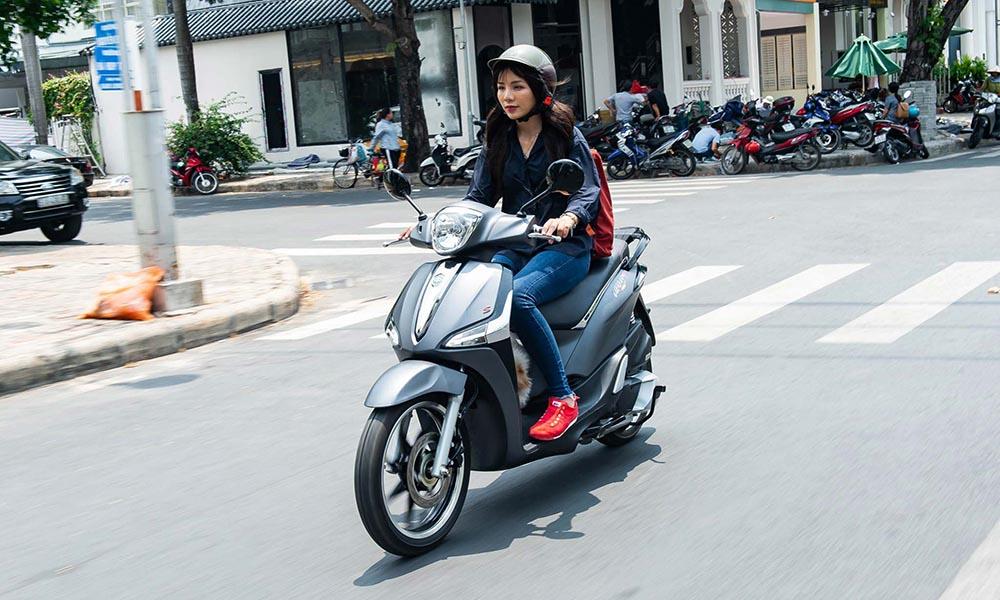 Đối tượng thi bằng lái xe máy