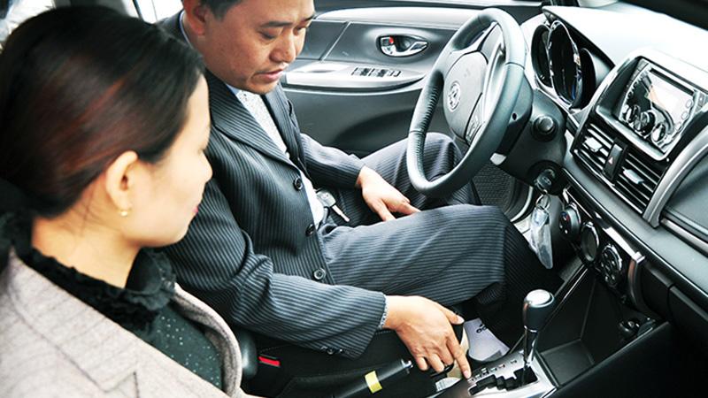 Học thực hành lái xe B2 tại Phú Quốc