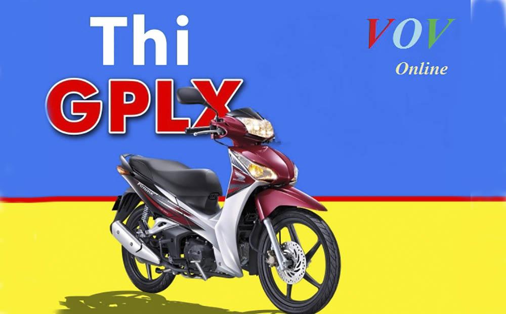 Đăng ký thi bằng lái xe máy A1 tại VOV