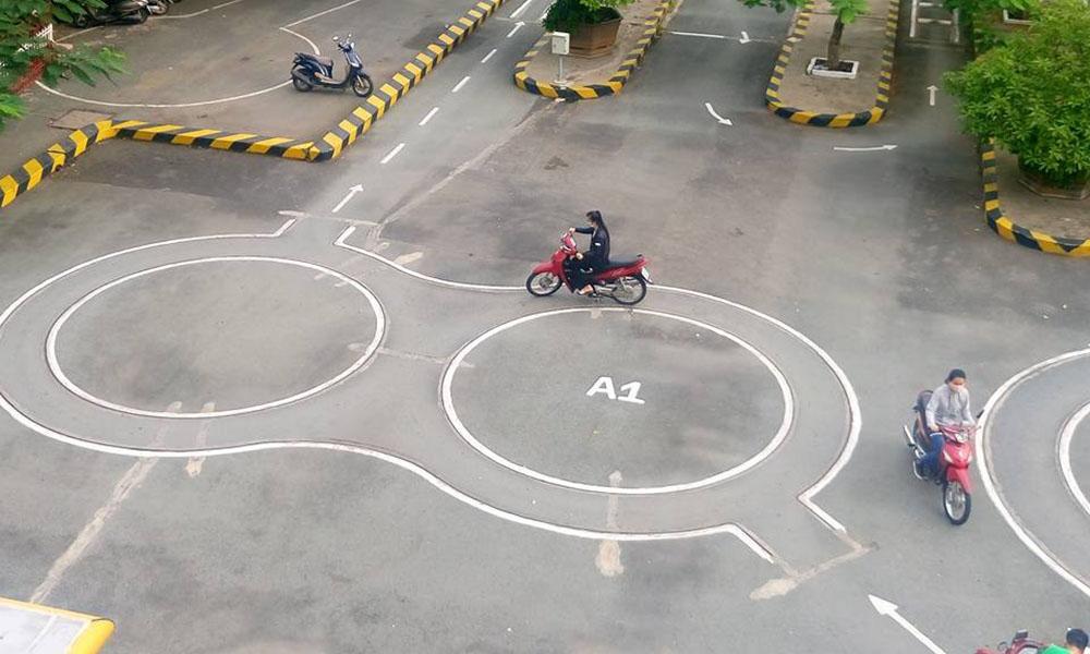 Trung tâm đào tạo bằng lái xe máy A1 ở Củ Chi