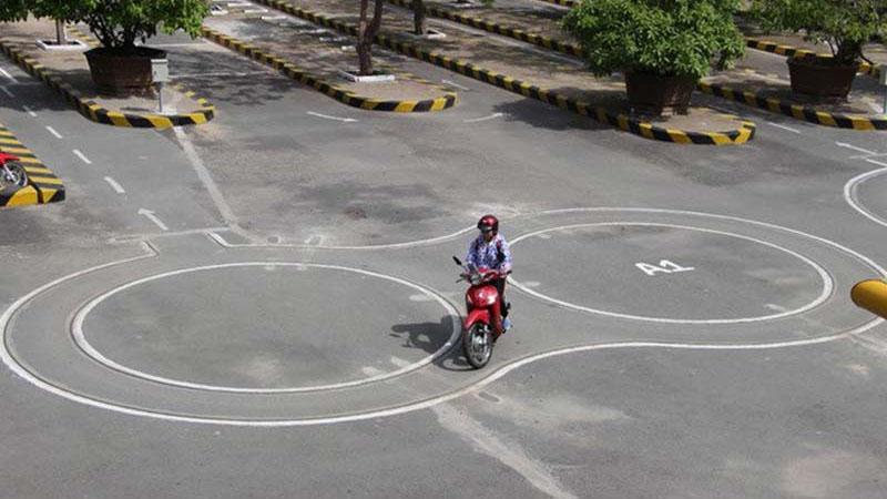 Trung tâm đào tạo bằng lái xe máy A1