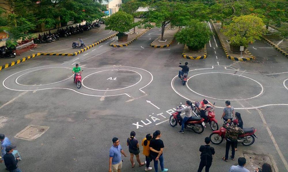 Trung tâm đào tạo lái xe máy A1