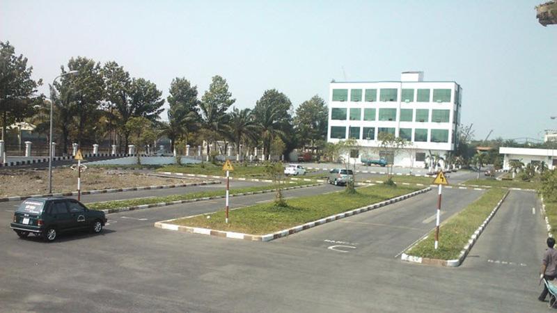 Trung tâm học và thi lái xe Phú Quốc