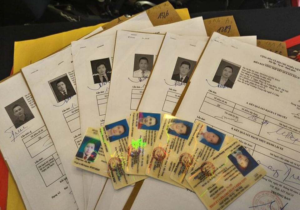 Hồ sơ đăng ký thi bằng lái xe máy A1 ở Rạch Giá