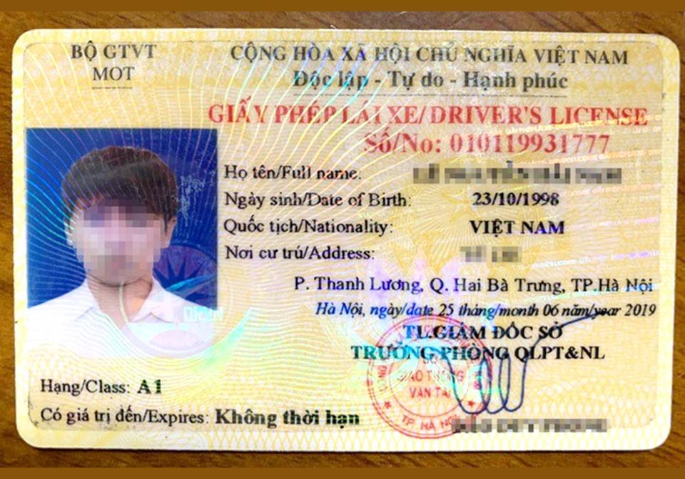 Điều kiện để lấy bằng lái xe máy A1
