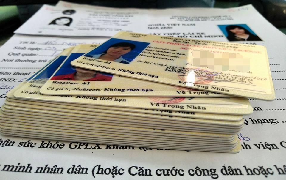 Quy trình thi bằng đăng ký thi bằng lái xe máy A1 tại Trung tâm Đông Dương