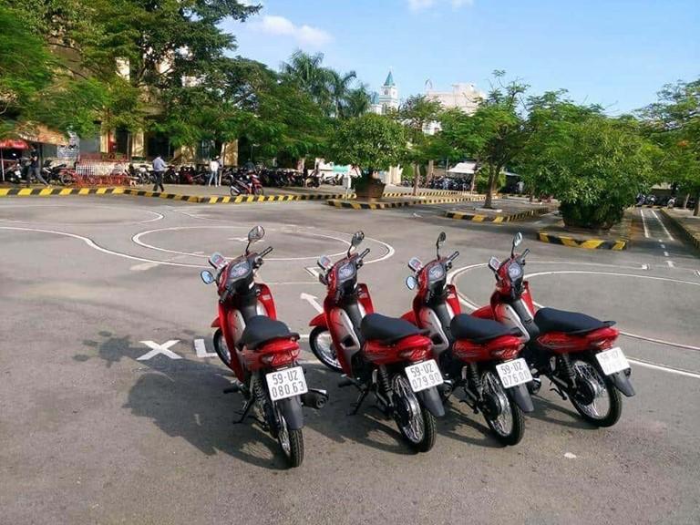 Trường đào tạo bằng lái xe tốt nhất cho người đi xe 50cc