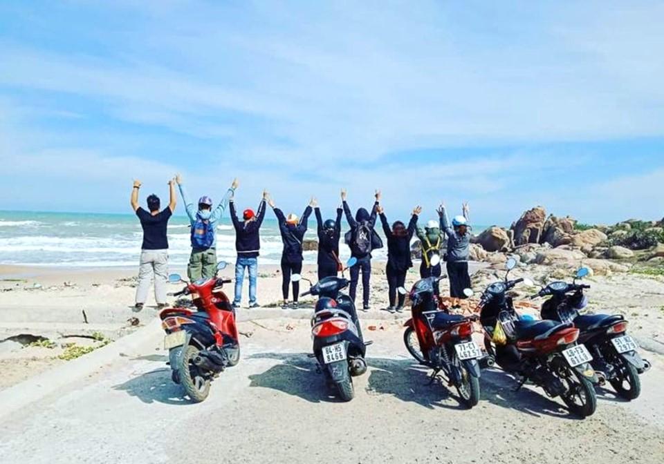 Thi bằng lái xe máy ở Nha Trang