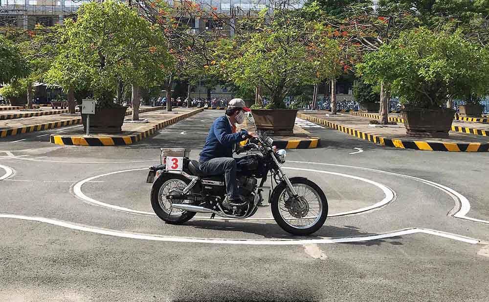 Địa chỉ học và thi bằng lái xe A2 tại Tây Ninh đảm bảo chất lượng