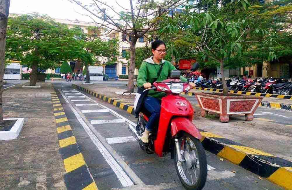 Thi bằng lái xe A1 Phú Yên