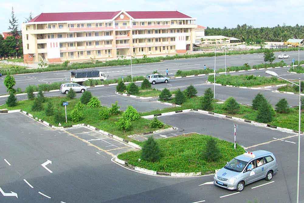 Trung tâm đăng ký thi bằng lái xe máy ở Sóc Trăng